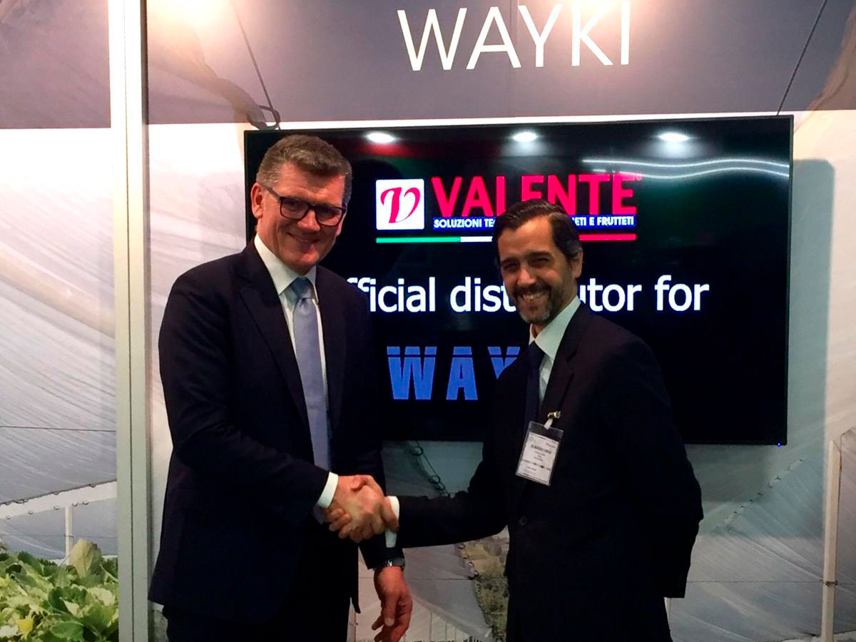 Wayki Firma Su Primer Contrato De Distribución En Europa